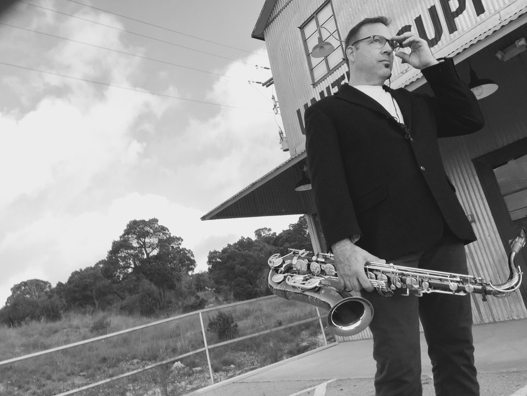 Russell Remington - Professional Saxophonist - Austin, TX